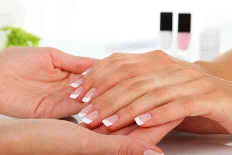 Kelly Glover Hair and Beauty - Gel polish on fingers or toes - Save 39%