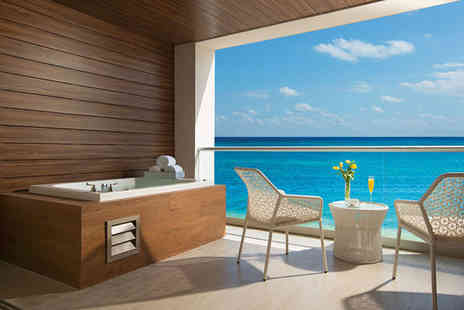 Breathless Riviera Cancun Resort & Spa - Five Star Adults Only All Inclusive Oasis on Beach - Save 73%
