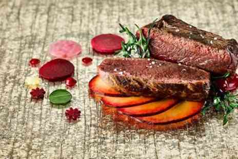 Park House Restaurant - South Wales 2 AA Rosette 5 course tasting menu for 2 - Save 0%