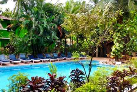 The Goa Experience - 28 night B&B Goa holiday with flights - Save 0%