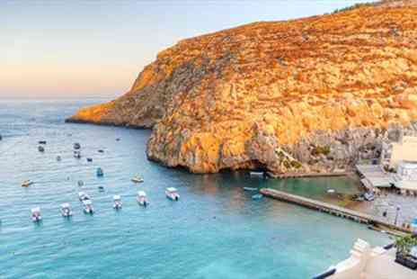 Chevron - Four star spring Malta escape with meals - Save 0%