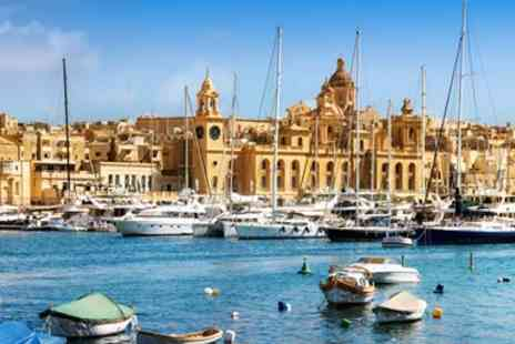 Chevron - All inclusive 7 night Malta holiday - Save 0%