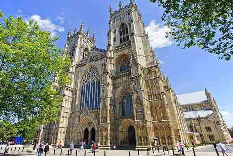 Jupiter Hotels - Overnight York stay for two including dinner allowance and breakfast - Save 39%