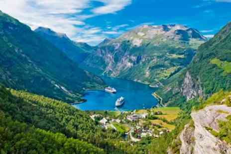 Cruise Nation - Nine night Norwegian Fjords cruise - Save 0%