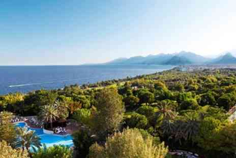 Southall Travel - Five star 5 night Antalya escape inclusive flights & meals - Save 0%