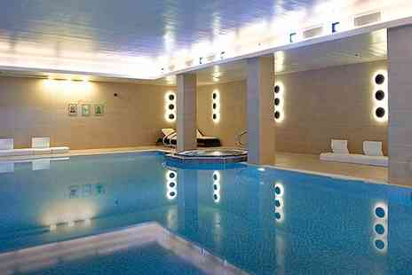 Lingfield Park Resort - Spa day for one or two with a full body exfoliation treatment, a glass of bubbly and a £10 voucher - Save 52%