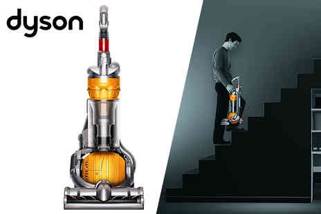 Vacs R Us - Refurbished Dyson D24 upright vacuum cleaner - Save 0%