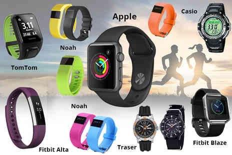 Kendor Van Noah - Mystery sports watch deal From Apple, Fitbit, Noah, Tom Tom and more - Save 0%