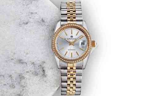 Groupon Goods Global GmbH - Empress Constance Womens Bracelet Watches With Free Delivery - Save 90%