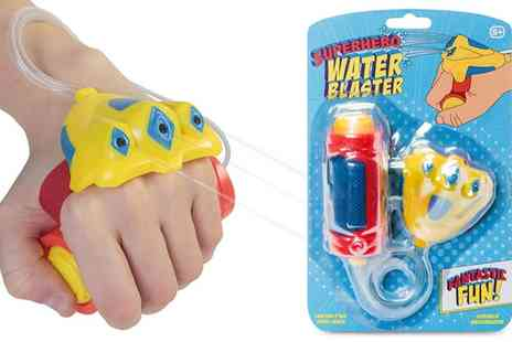 Groupon Goods Global GmbH - One Two or Four Tobar Superhero Water Blasters - Save 70%