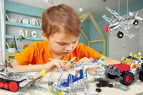 Groupon Goods Global GmbH - Tobar Junior Engineers Workshop Construction Sets - Save 0%