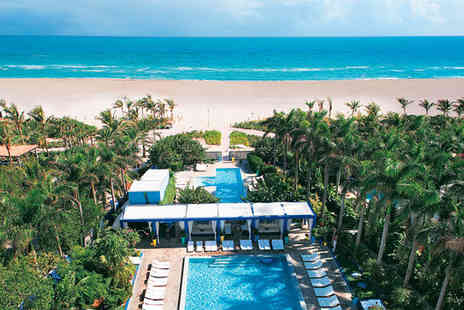 Shore Club South Beach Miami - Four Star South Beach Style Stay For Two in Miami - Save 54%