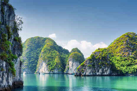 North Vietnam Discovery - Five Star City Buzz, Magical Cruise & Award Winning Luxury - Save 0%