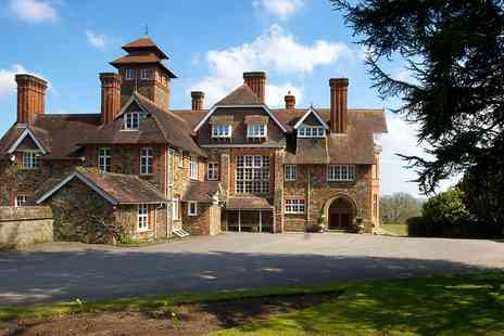 Highbullen Country House Hotel - Two night country manor stay - Save 29%