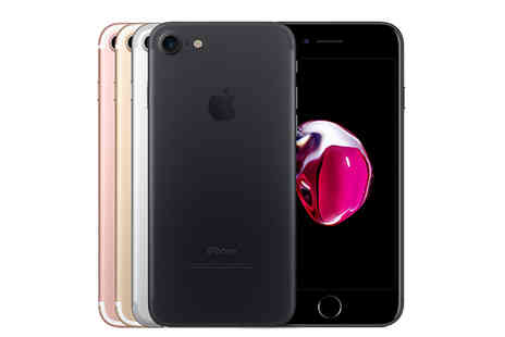Renew Electronics - Refurbished 32GB or 128GB Apple iPhone 7 Plus choose from four colours - Save 20%