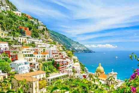 iFly Holidays - Two night Rome and two night Sorrento stay with transfers and return flights - Save 54%