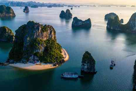 THG Holidays - Nine day Vietnam tour with to Hanoi, Ho Chi Minh City, Halong Bay, selected meals, transport and return flights - Save 0%