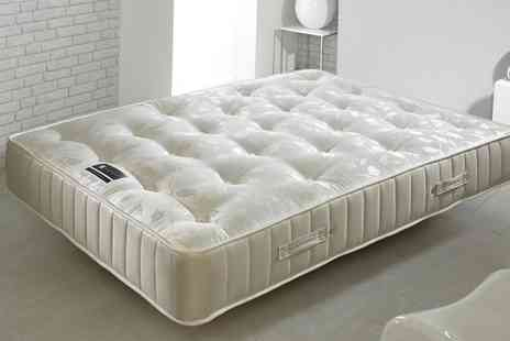 Groupon Goods Global GmbH - Ortho Royale Mattress in Choice of Size With Free Delivery - Save 70%