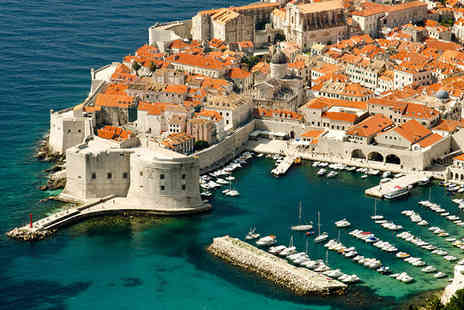 Grand Hotel Park Dubrovnik - Four Star Exciting City & Beach Stay in Beautiful Croatia - Save 38%