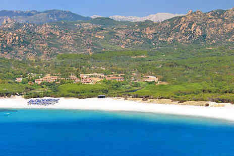 Cala Ginepro Resort - Four Star Relaxing Retreat Moments For Two - Save 67%