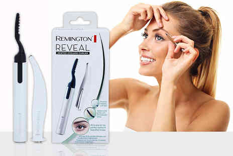 Deals Direct - Remington EC300 eyelash curler and tweezer - Save 50%