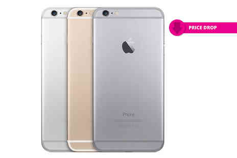Renew Electronics - Refurbished 16GB or 64GB Apple iPhone 6 Plus choose from three colours and save up to 35% - Save 35%