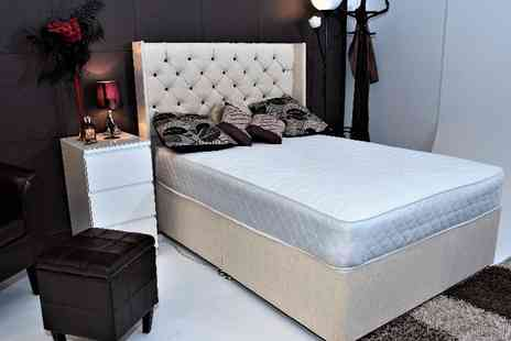 Dreamtouch Mattresses - Cool touch orthopaedic quilted mattress - Save 85%
