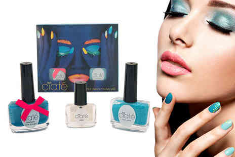 Ckent - Ciate neon manicure sets - Save 70%