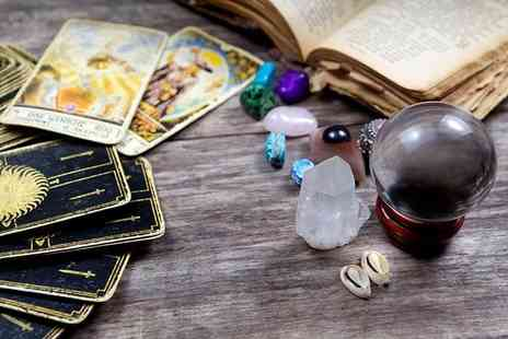 Heart 2 Heart - 20 minute psychic tarot phone reading - Save 53%