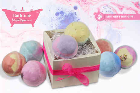 Bathtime Boutique - Bath bomb gift set - Save 50%