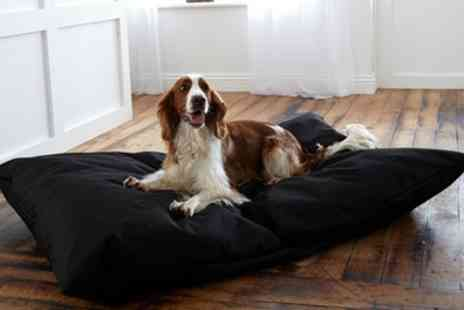 Groupon Goods Global GmbH - Waterproof Dog Bed with Removable Washable Zip Cover - Save 67%