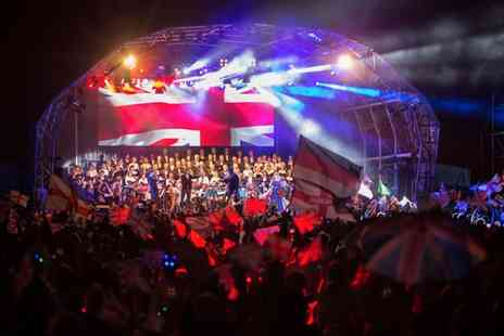 Bedford Park Proms - Child or Adult Ticket to Bedford Proms on 5 August - Save 8%
