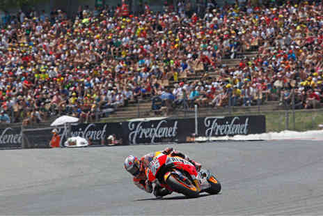 MotoGP Montmelo Tickets - Thrilling Motorsport Event in Buzzing Barcelona & Four Star Stay - Save 0%
