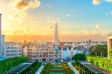 Crowne Plaza Brussels Le Palace - Four Star Art Deco Style on Place Rogier For Two - Save 69%