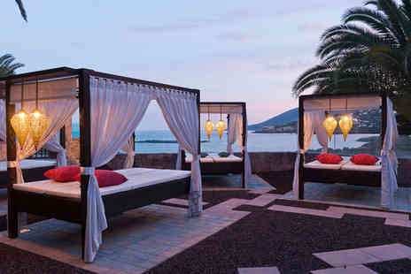 Tiara Miramar Beach Hotel & Spa - Five Star Romance & Indulgence on the Cote d Azur for Two - Save 74%