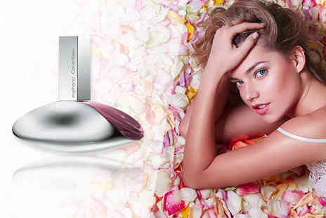 Deals Direct - 100ml bottle of Calvin Klein Euphoria eau de parfum - Save 0%