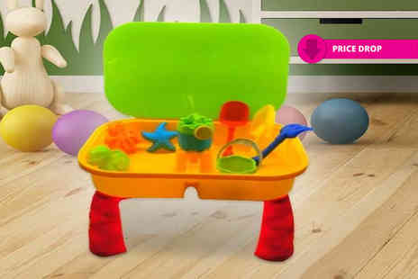 Who Needs Shops - Kids sand and water table - Save 75%