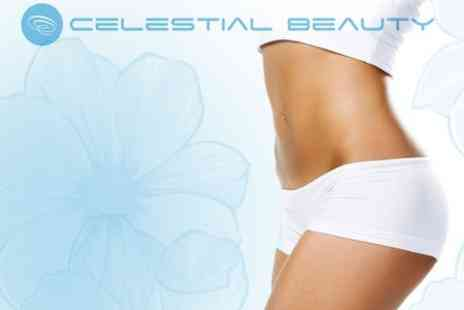 Celestial Beauty - Four Sessions of i Lipo Treatment - Save 89%