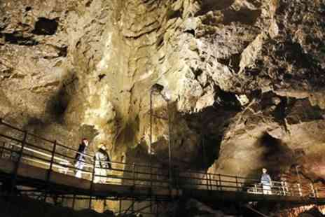 White Scar Caves - Awe inspiring White Scar Cave tour for 2 - Save 42%
