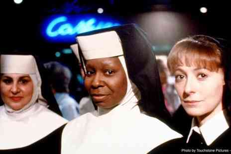 Amacoast Cinema - Sister Act Live Choir ticket on 3 March in Leeds or 31 March in Birmingham - Save 25%