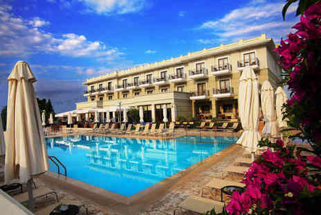 Danai Hotel & Spa - Four Star Seaside Charm Close to Mount Olympus For Two - Save 38%