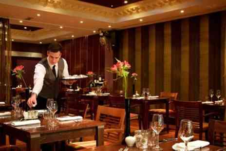 Hallmark Hotel - AA Rosette dinner for 2 - Save 43%