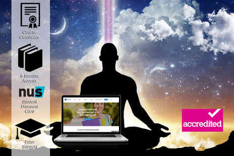 Harley Oxford - Online reiki course - Save 90%