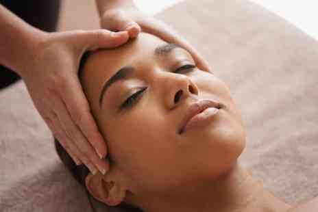 Inspirations Hair & Beauty - 30 Minute Indian Head Massage with Optional 15 Minute Express Facial - Save 52%