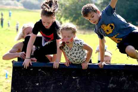 Ultm8 Warrior - Obstacle course run Choose from Nine Options - Save 50%