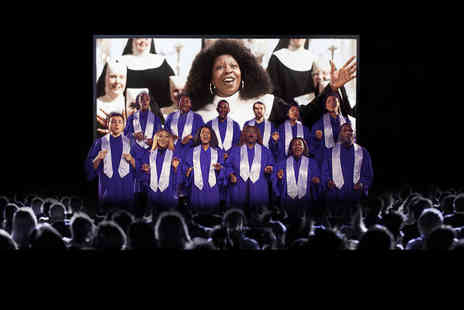 Amacoast Cinema - Standard ticket to a film screening of Sister Act accompanied by a live gospel choir - Save 43%