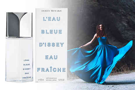 Jynx Direct - 125ml bottle of LEau Bleue DIssey Eau Fraiche - Save 55%