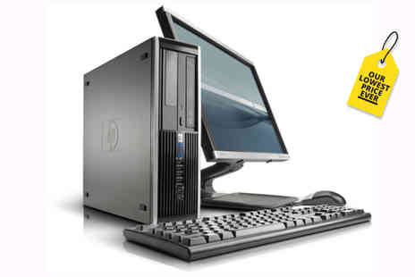 IT Trade Services - HP Intel Core 2 Duo with 2GB RAM and 80GB HDD or with 2GB RAM and 160GB HDD or with 4GB RAM and 250GB HDD - Save 75%