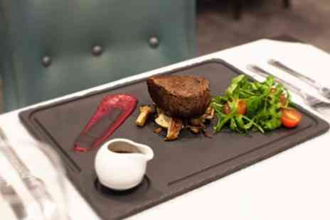 The Grange City Hotel - Eight Course Tasting Menu with Optional Glass of Rose Champagne - Save 53%
