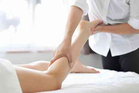 Paddy Longden - One Hour Sports Massage - Save 43%